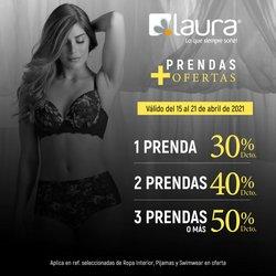 Catálogo Laura ( Caduca hoy )