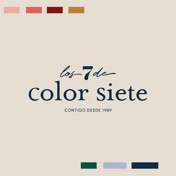 Catálogo Color Siete ( Caducado )