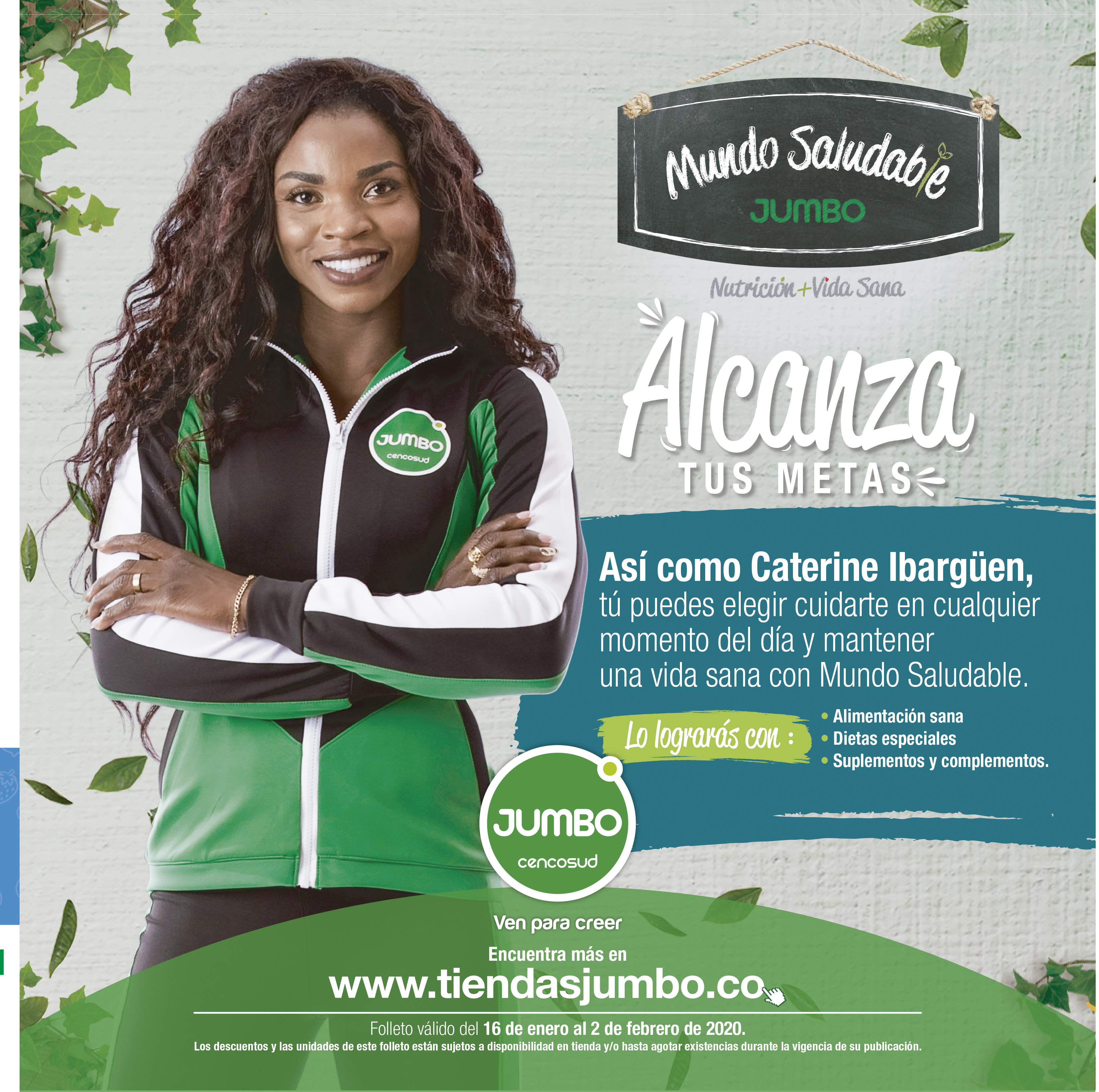 Ofertas de temporada en el catálogo de Jumbo ( 7 días más)