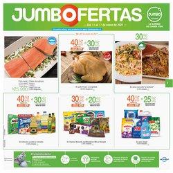 Ofertas de Supermercados en el catálogo de Jumbo ( Caduca hoy )