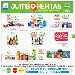 Ofertas de Supermercados en el catálogo de Jumbo en Girón ( 3 días más )