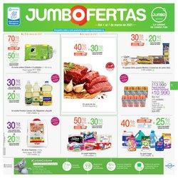 Ofertas de Supermercados en el catálogo de Jumbo en Madrid ( 3 días más )
