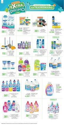 Ofertas de cloro en el catálogo de Jumbo ( Vence hoy)