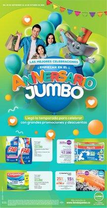 Ofertas de Jumbo en el catálogo de Jumbo ( Vence mañana)