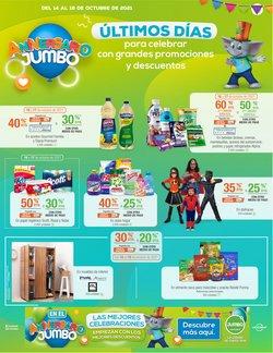 Ofertas de Jumbo en el catálogo de Jumbo ( 3 días más)