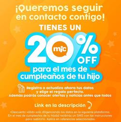 Cupón MIC Baby en Medellín ( Vence mañana )
