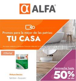 Catálogo Alfa ( 2 días más)