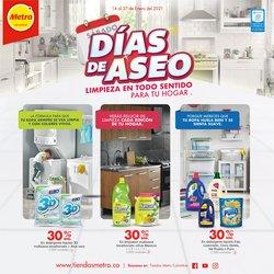 Ofertas de Supermercados en el catálogo de Metro en Cartago ( 2 días más )
