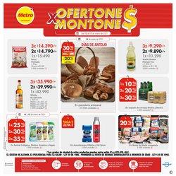 Ofertas de Supermercados en el catálogo de Metro en El Carmen de Viboral ( Caduca hoy )