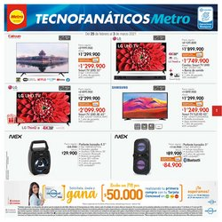 Catálogo Metro ( 3 días más )