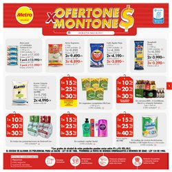 Ofertas de Supermercados en el catálogo de Metro en Floridablanca ( Caduca hoy )