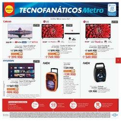 Catálogo Metro ( Publicado ayer )