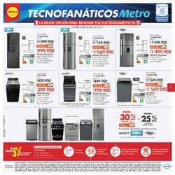 Catálogo Metro ( Caduca hoy )