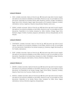 Ofertas de Supermercados en el catálogo de Metro ( 5 días más )