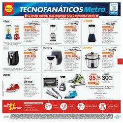 Catálogo Metro ( Publicado hoy )