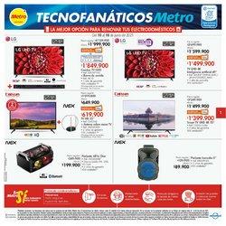 Ofertas de Juguetes y bebes en el catálogo de Metro ( Vence hoy)