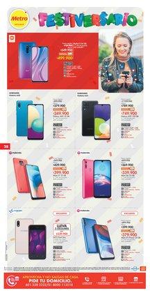 Ofertas de Samsung en el catálogo de Metro ( Publicado hoy)
