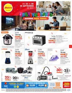 Ofertas de Informática y Electrónica en el catálogo de Metro ( Publicado hoy)