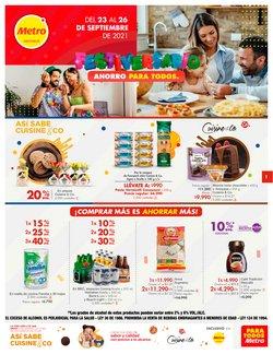 Ofertas de Perfumerías y Belleza en el catálogo de Metro ( Publicado hoy)