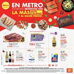 Catálogo Metro ( 7 días más)