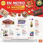 Catálogo Metro ( 7 días más )