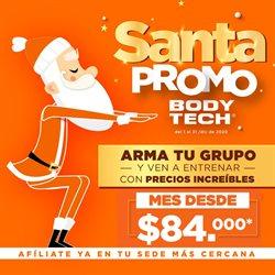 Catálogo Bodytech en Medellín ( Caducado )
