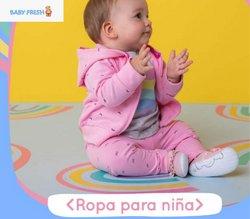 Ofertas de Juguetes y bebes en el catálogo de Baby Fresh en Ibagué ( 13 días más )