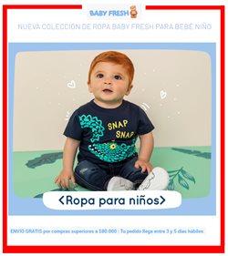Ofertas de Juguetes y bebes en el catálogo de Baby Fresh en Facatativá ( 25 días más )