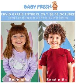 Ofertas de Juguetes y Bebés en el catálogo de Baby Fresh ( Vence hoy)
