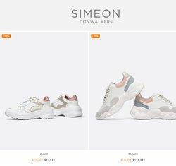 Ofertas de Simeón en el catálogo de Simeón ( 12 días más)