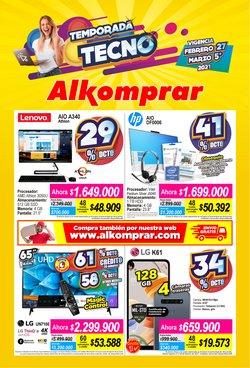 Ofertas de Informática y electrónica en el catálogo de Alkomprar en Bello ( Vence mañana )