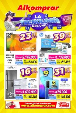 Ofertas de Alkomprar en el catálogo de Alkomprar ( Vence mañana)