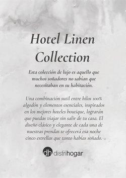 Ofertas de Hoteles en Distrihogar