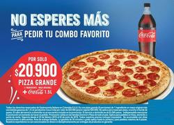 Ofertas de Pizza  en el catálogo de Domino's Pizza en Bogotá