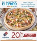 Cupón Domino's Pizza en Madrid ( 2 días más )