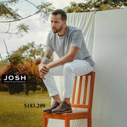 Ofertas de Josh en el catálogo de Josh ( 4 días más)