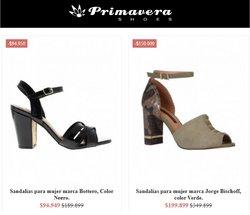 Ofertas de Primavera Shoes en el catálogo de Primavera Shoes ( 3 días más)
