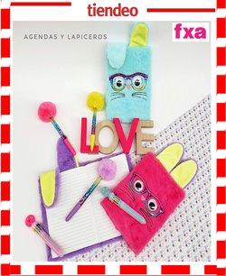 Catálogo FXA Shop ( 16 días más )