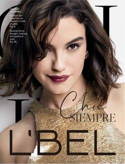 Catálogo L'bel en Medellín ( Caducado )