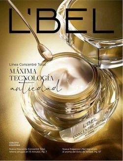 Ofertas de Perfumerías y belleza en el catálogo de L'bel ( 4 días más)
