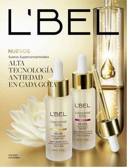 Catálogo L'bel ( 8 días más)