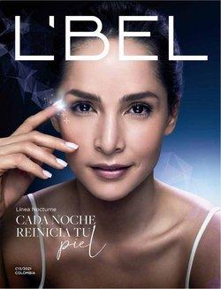 Ofertas de Perfumerías y Belleza en el catálogo de L'bel ( Vence mañana)