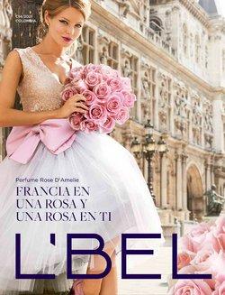 Ofertas de Perfumerías y Belleza en el catálogo de L'bel ( 8 días más)