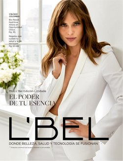 Ofertas de L'bel en el catálogo de L'bel ( 27 días más)