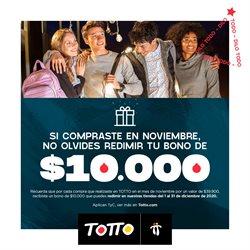 Catálogo Totto en Villavicencio ( Caducado )