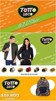 Catálogo Totto en Manizales ( Caducado )