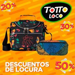 Cupón Totto en Villavicencio ( 12 días más )