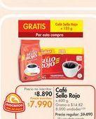 Oferta de Café Sello Rojo por $7.99