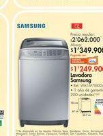 Oferta de Lavadora Samsung por $1349.9