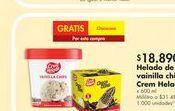 Oferta de Helados Cream Helado por $18.89